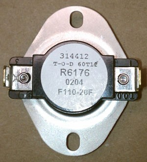Empire R6176 Fan Control Switch