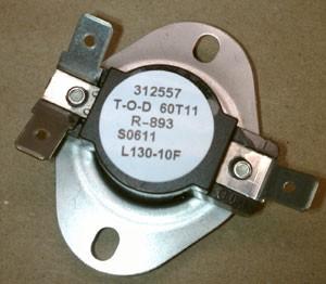 Empire R893 Limit Switch - 130-degree