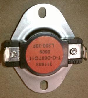 Empire R911 Limit Switch - ECO - 200-degree