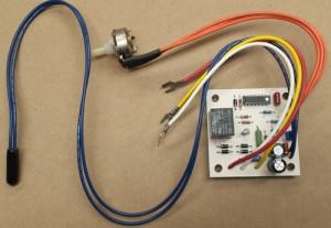 Empire R2577 Temp Control Board ACT (R2418 ACT)