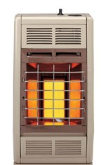 Empire Sr10 Radiant Vent Free Heater