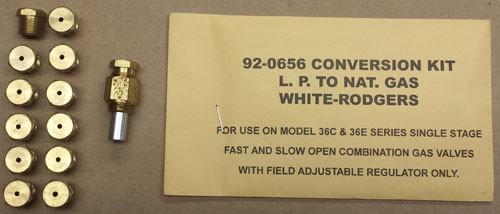 Empire 682134 Conversion Kit LP to Nat Spec. RS WR