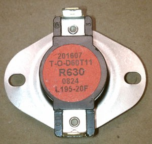 Empire R630 Limit Switch - 195-degree