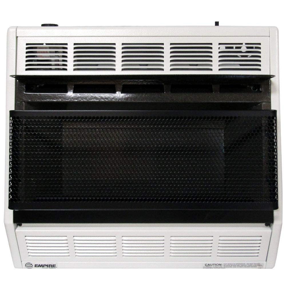 Empire BF30 Vent Free Heater White