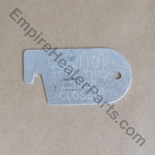 Empire DV064 Plate for Observation Hole Cover