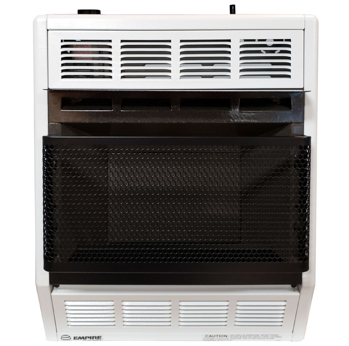 Empire BF20 Vent Free Heater White