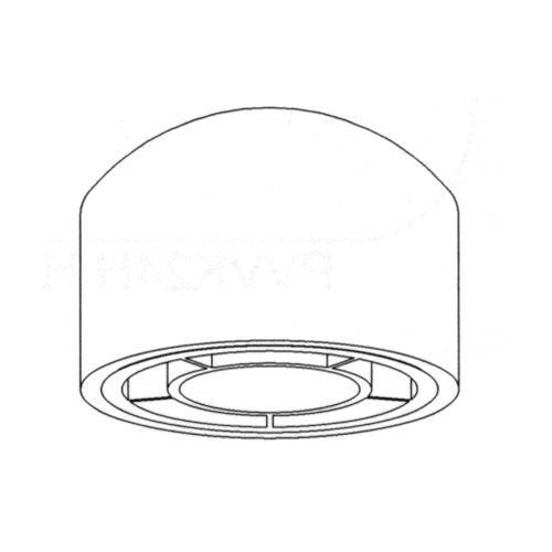 Empire PVVTC PVC Vent Cap Mantis R9364