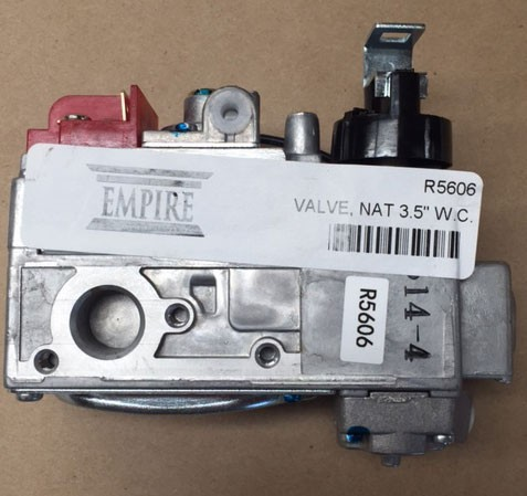 Empire R5606 Valve Nat