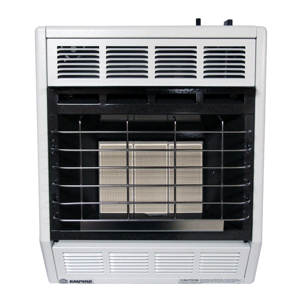Empire SR18 Vent Free Heater White