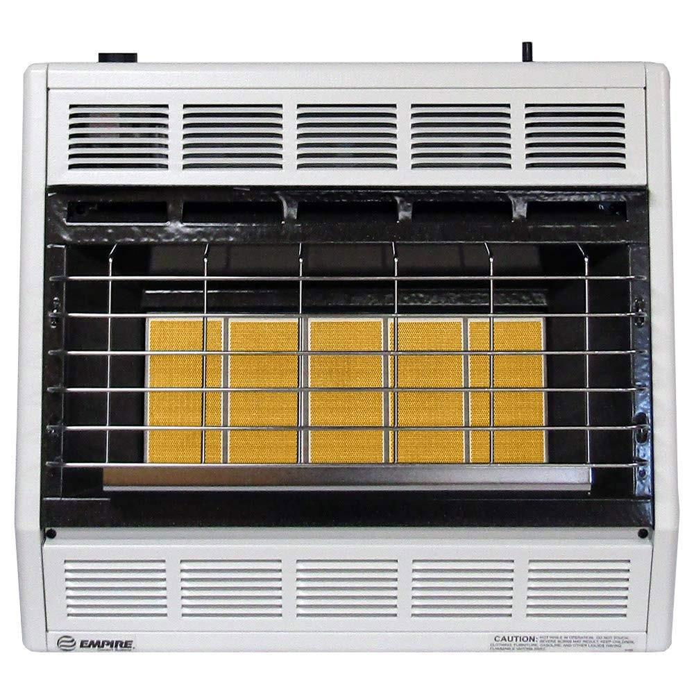Empire SR30 Vent Free Heater White