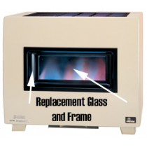 Empire RH527 Glass & Frame Assembly
