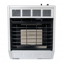 Empire SR18T Vent Free Heater White