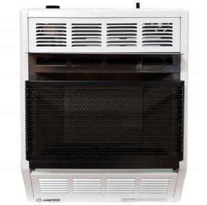 Empire BF20 Vent Free Heater White