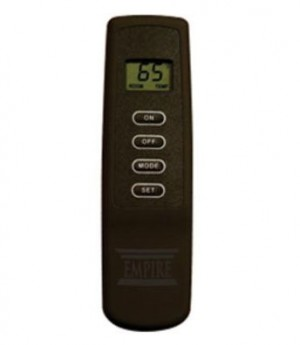Empire FRBTC Wireless Remote Control with Thermostat