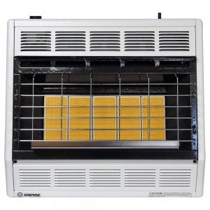 Empire SR30T Vent Free Heater White