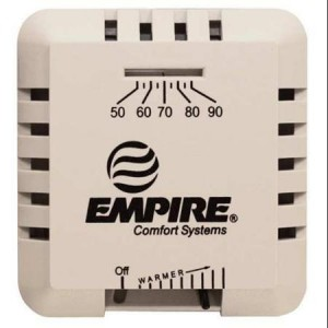 Empire TMV Millivolt Wall Thermostat